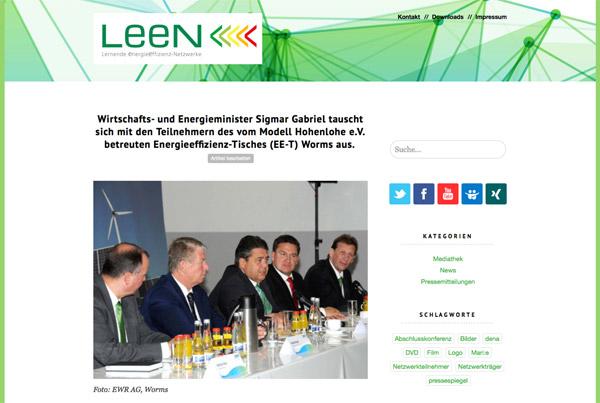 Newsroom Fraunhofer Institut für LEEN