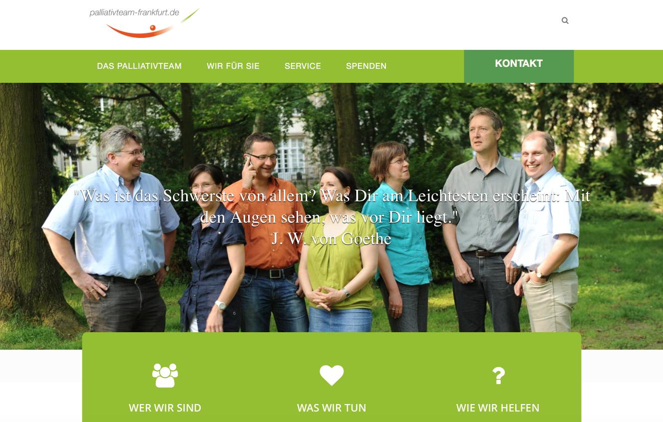 Palliativteam Frankfurt