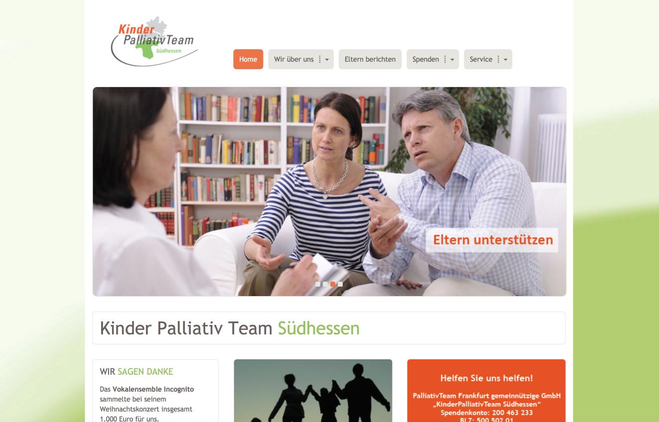 Kinderpalliativteam Südhessen